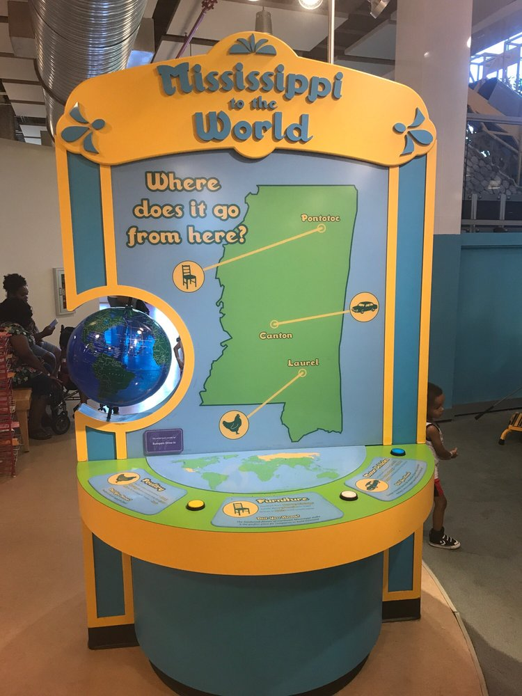 Social Spots from Mississippi Children's Museum