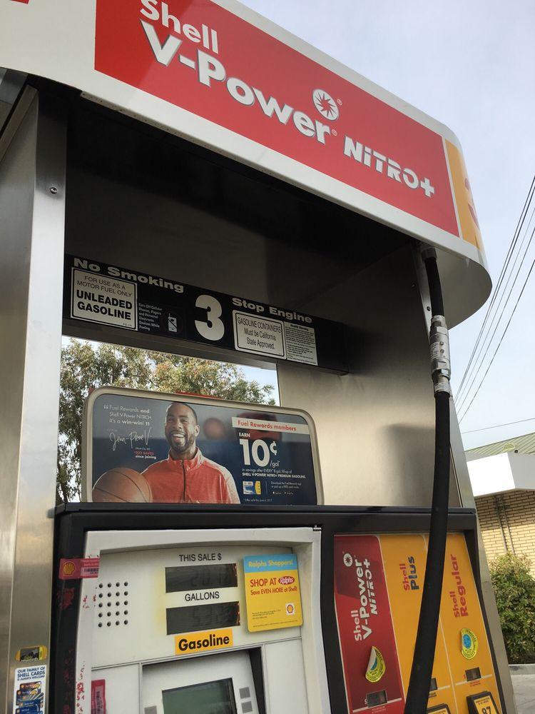Shell: 5116 Chesebro Rd, Agoura Hills, CA
