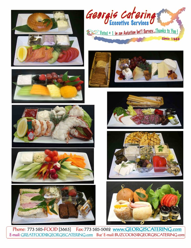 Georgis Catering: 6339 S Central Ave, Chicago, IL
