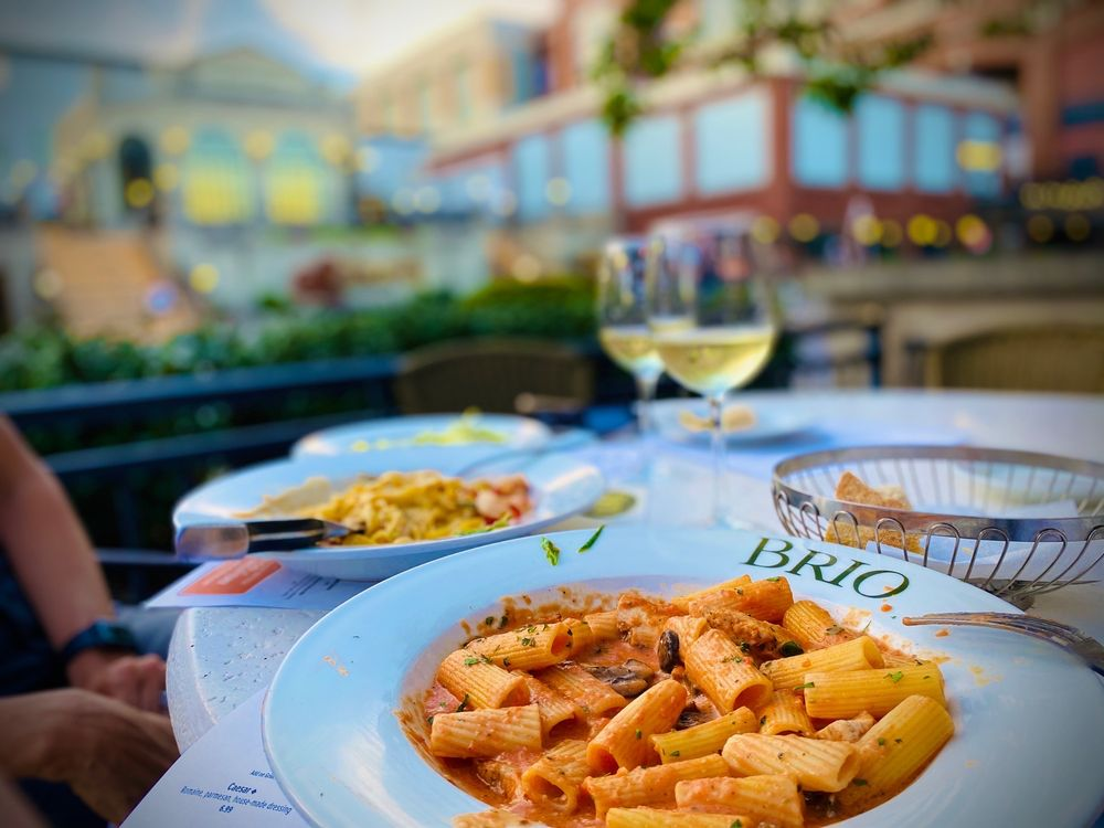Brio Italian Grille: 1 Levee Way, Newport, KY