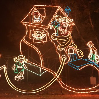 photo of james island festival of lights charleston sc united states