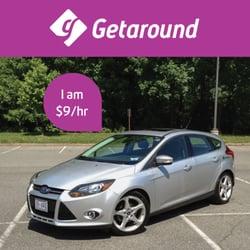 Getaround 74 Reviews Car Share Services Dupont Circle
