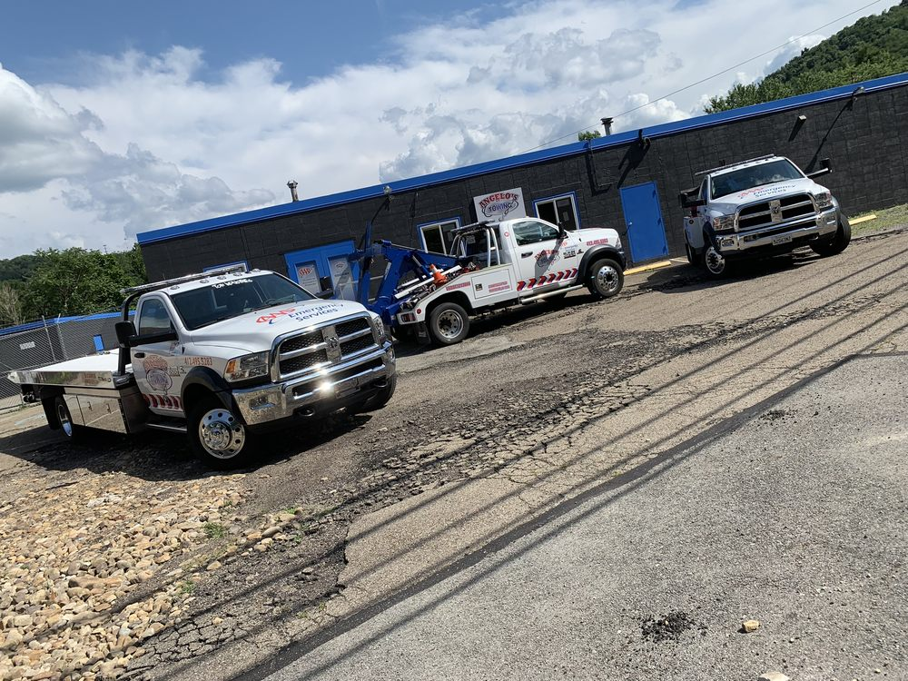 Angelo's Towing: 2806 Broadway Blvd, Monroeville, PA