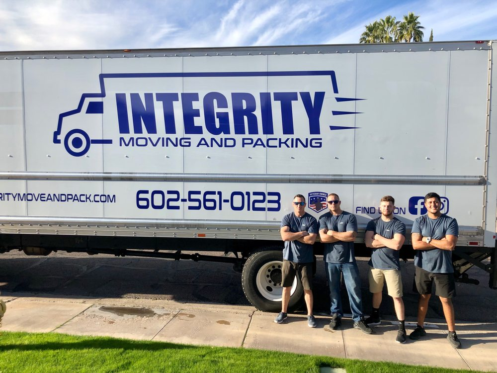 Integrity Moving and Packing