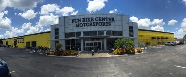 Fun bike center lakeland bicycling and the best bike ideas for Honda dealership lakeland