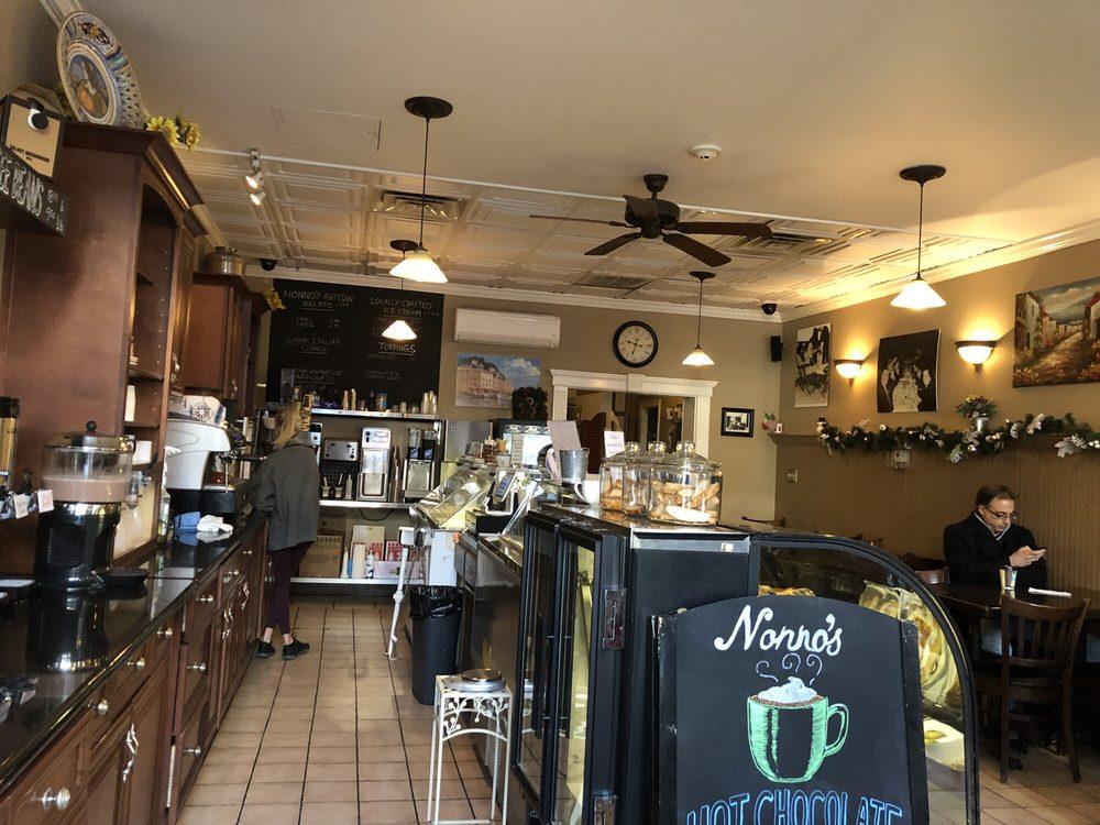Nonno's Italian Coffee Parlor