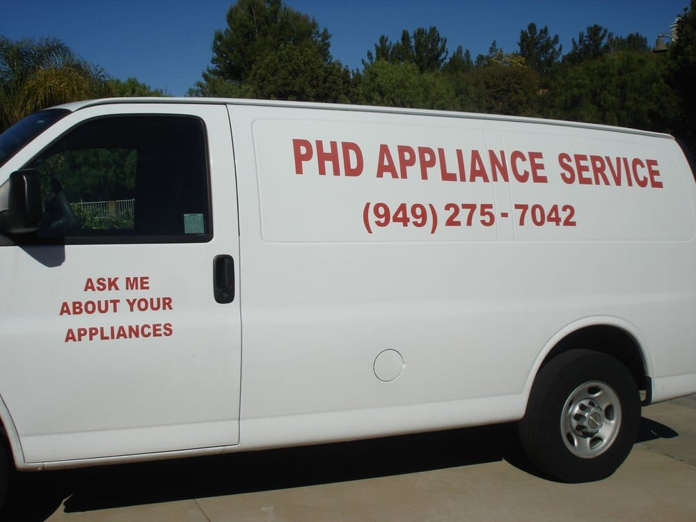 PHD Appliance Service