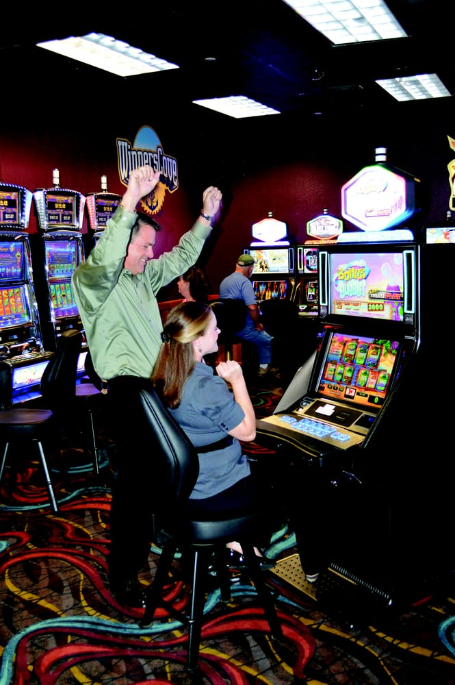 Cher ae heights casino robbed
