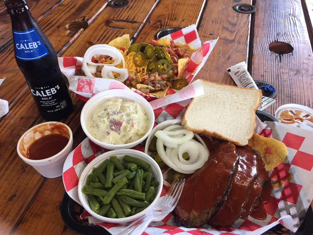 The BBQ Barn: 7103 Loop 540, Beasley, TX