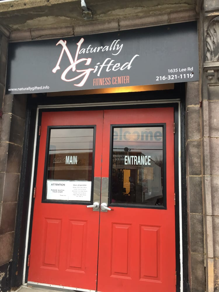 Naturally Gifted Fitness Center