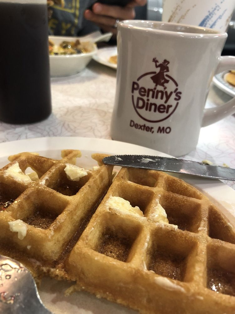 Penny's Diner: Oak Tree Inn, Dexter, MO