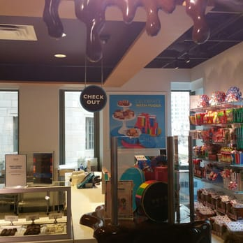 Candy shop strip bar chicago