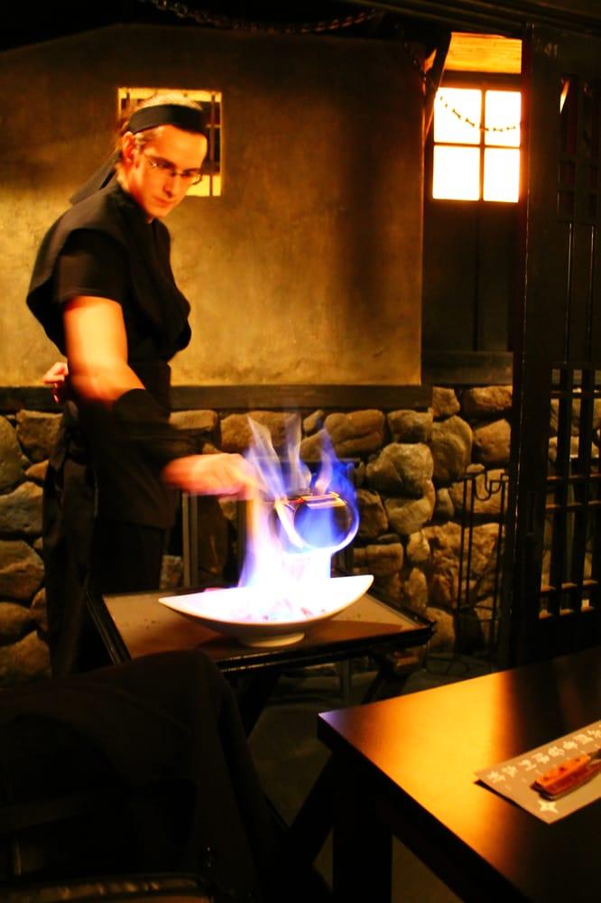 Restaurant Ninja New York Menu