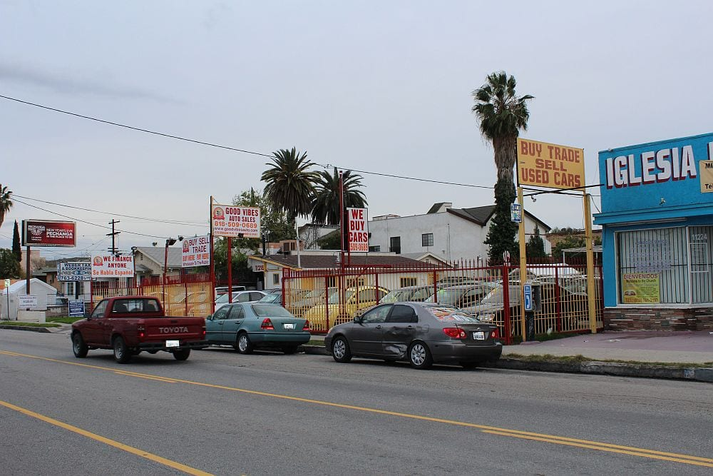 Car Dealers San Fernando Valley Ca
