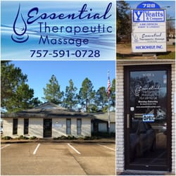 Photo of Essential Therapeutic Massage - Newport News, VA, United States.  Essential Therapeutic