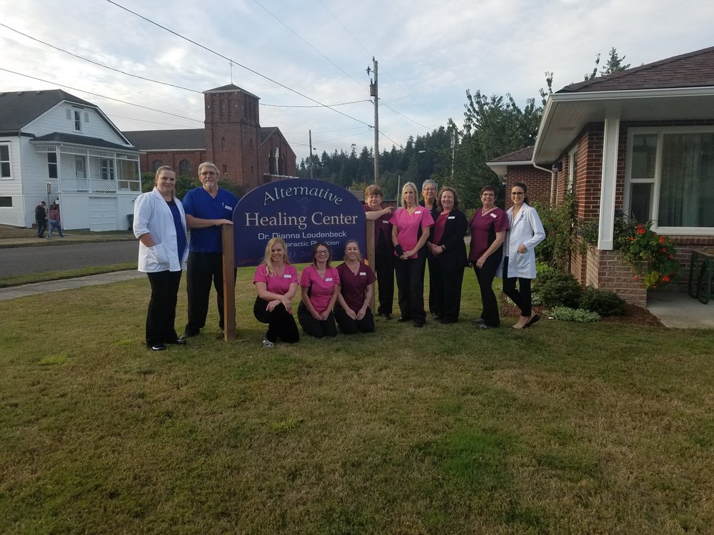 Alternative Healing Chiropratic Center: 576 Donnelly Ave, Coos Bay, OR