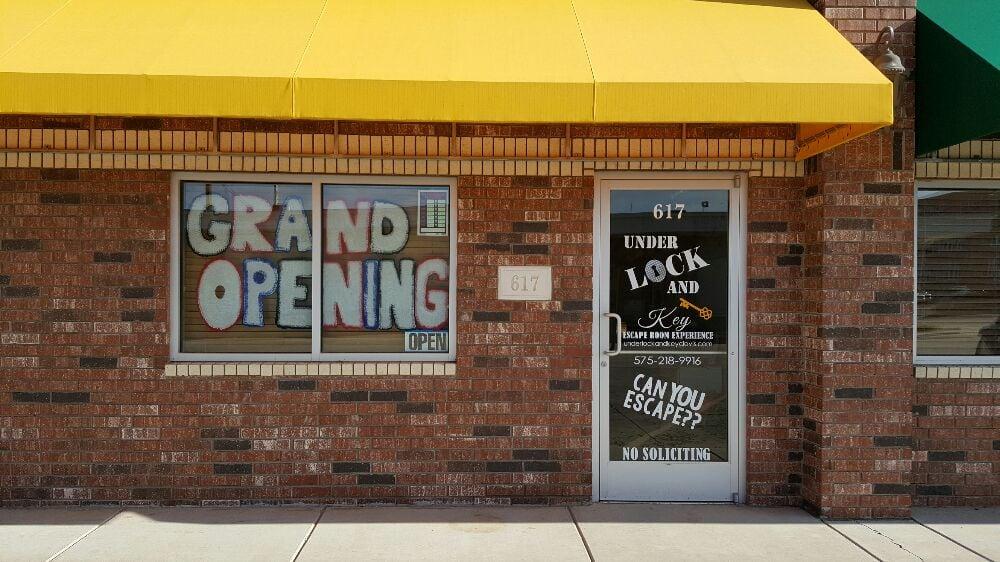 Under Lock and Key: 2909 N Prince St, Clovis, NM