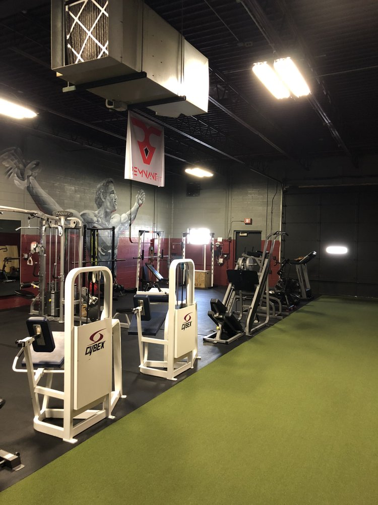 Remnant Fitness: 5252 N 124th St, Milwaukee, WI