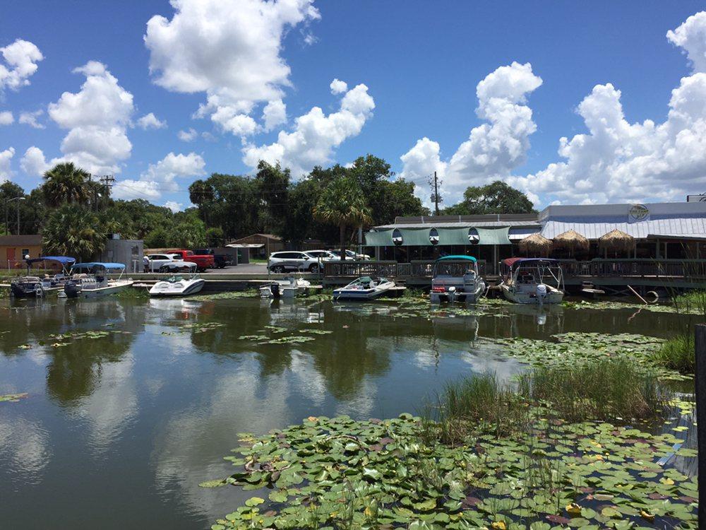 Fish Camp Lake Eustis