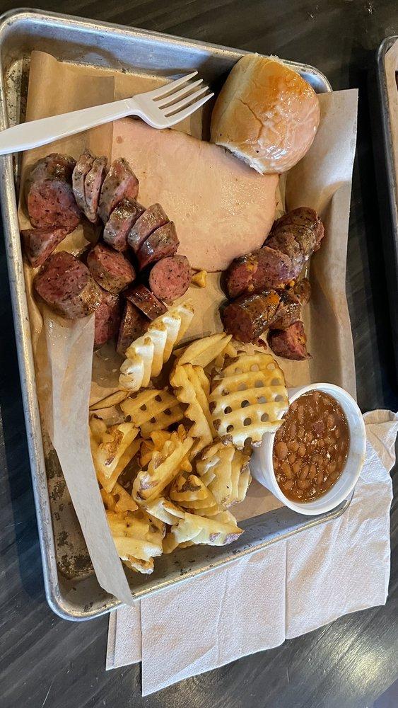 Maple Street BBQ: 2200 N Maple Ave, Rapid City, SD