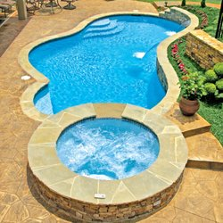 Photo Of Blue Haven Pools Spas Pineville Nc United States