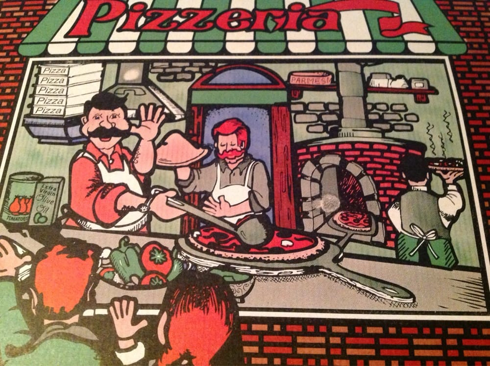 Papa Oley's Pizzaria: 114 S Main St, Antwerp, OH