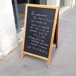 La salle manger cucina francese 52 cours charlemagne for Salle a manger yelp