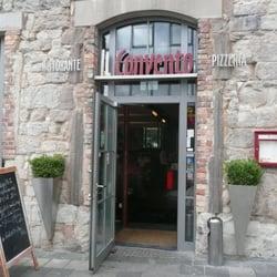 il convento 17 fotos 88 beitr ge italienisches restaurant an der garnisonskirche 2. Black Bedroom Furniture Sets. Home Design Ideas
