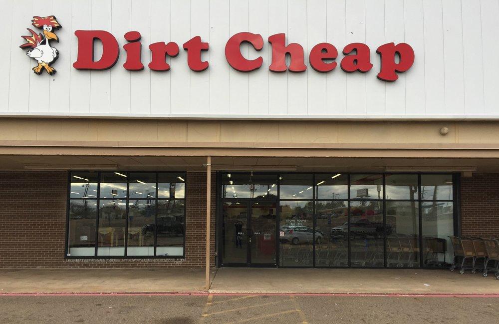 Dirt Cheap: 5001 N State Line Ave, Texarkana, TX