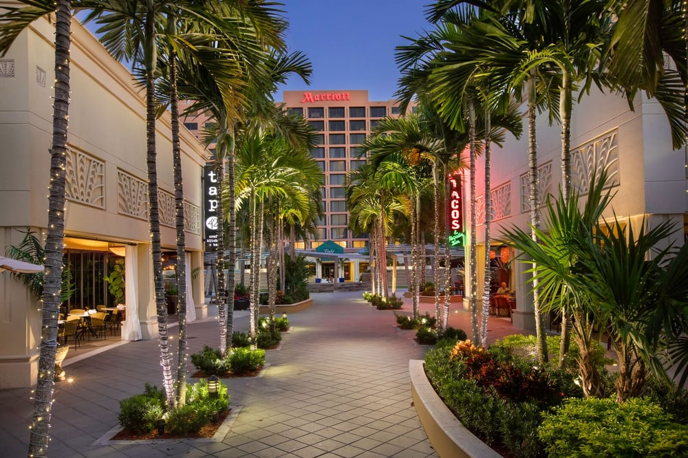 One of south Florida's top luxury shopping destinations, Town Center at Boca Raton features an outstanding mix of upscale and elite specialty shops along with your favorite Mall stores in 8/10().