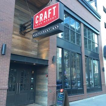 Craft Beer Market Edmonton Parking