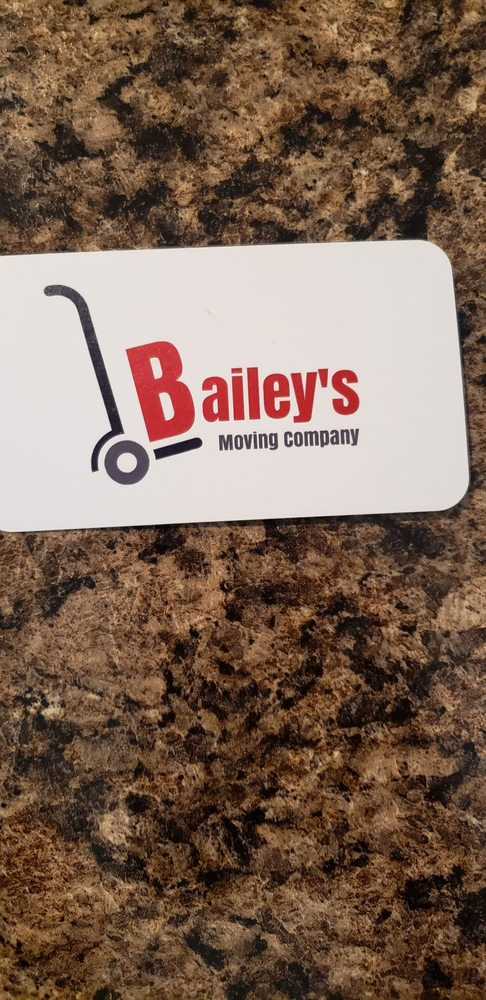 Bailey's Moving Co: Buda, TX