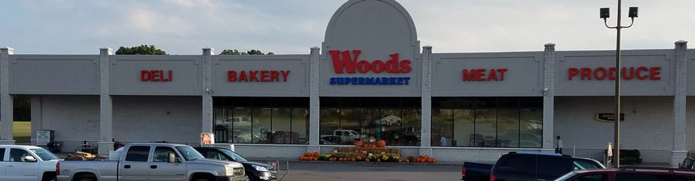Woods Supermarket: 312 W US Hwy 54, El Dorado Springs, MO