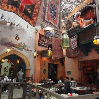Restaurant Agrabah Caf Ef Bf Bd Disneyland Paris Menu