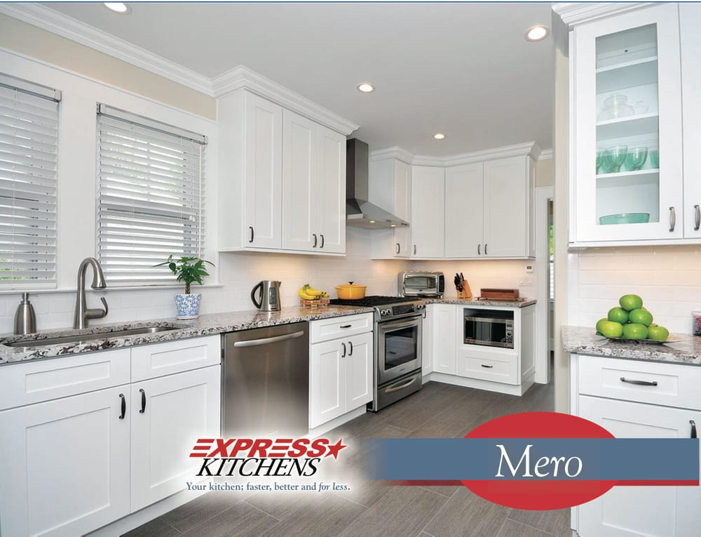 Express Kitchens - 17 Photos - Cabinetry - 303 Boston Post Rd