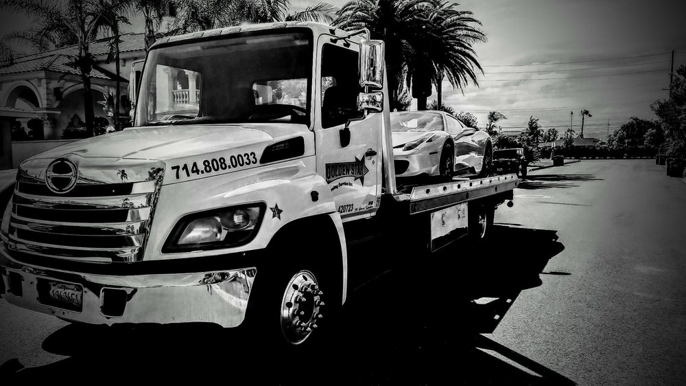 Towing business in Whittier, CA