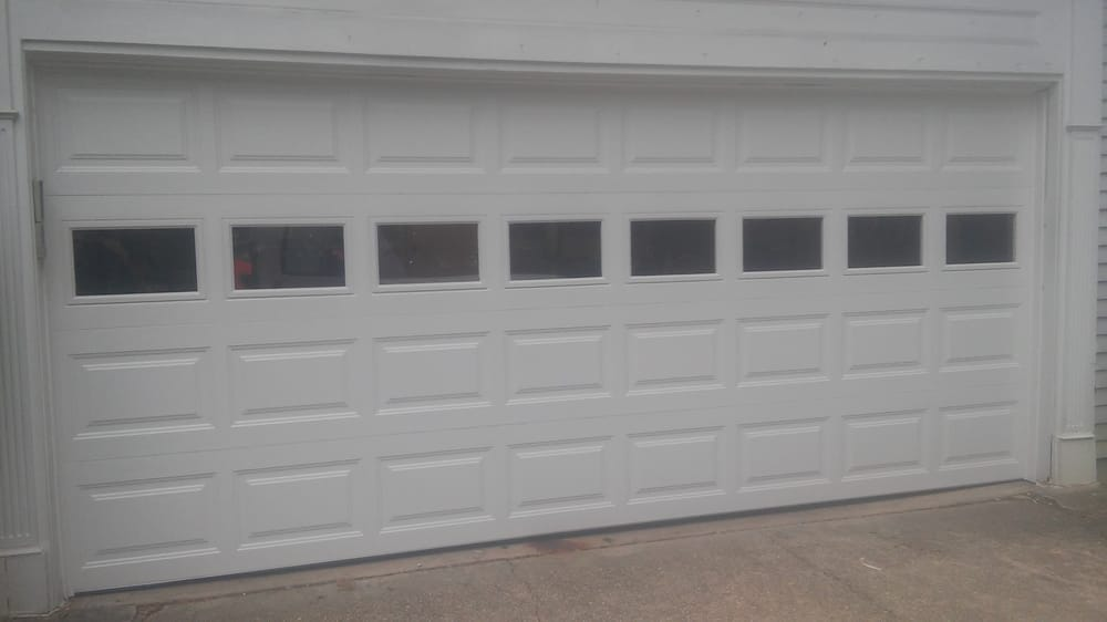 16 X 7 Amarr Stratford 1000 Garage Door Yelp