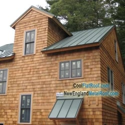Photo Of Flat Roof U0026 Metal Roofing   West Roxbury, MA, United States.
