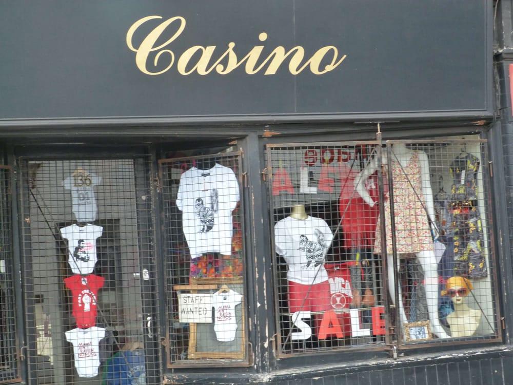 Casino cerrado segunda mano vintage y consignaci n - Cyberdog london reino unido ...