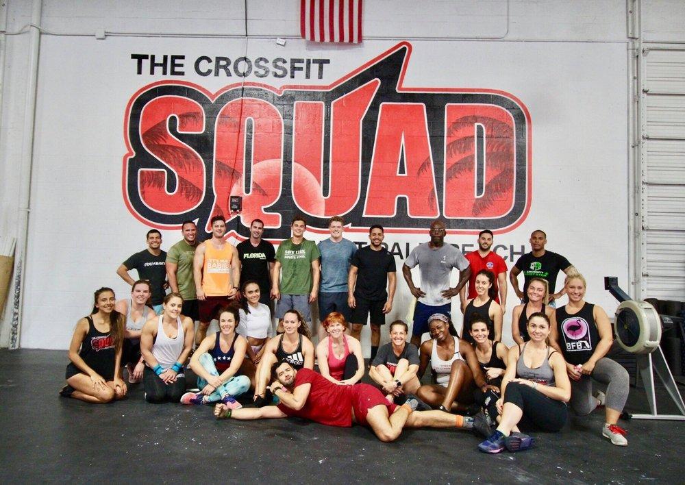 The CrossFit Squad
