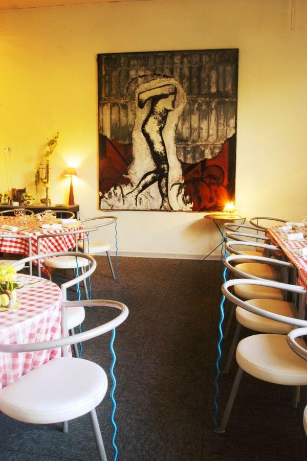 Restaurant Du Musée D'Art Moderne