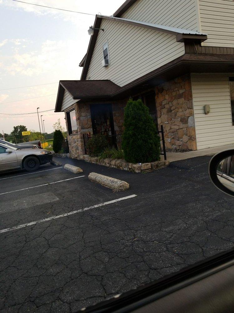 Sal's Original Italian Pizza Restaurant: 31 Main St, Mc Alisterville, PA