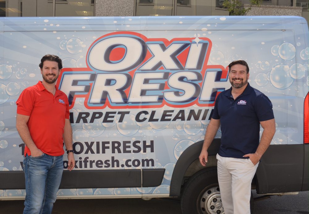 Oxi Fresh Carpet Cleaning: Kirkwood, MO