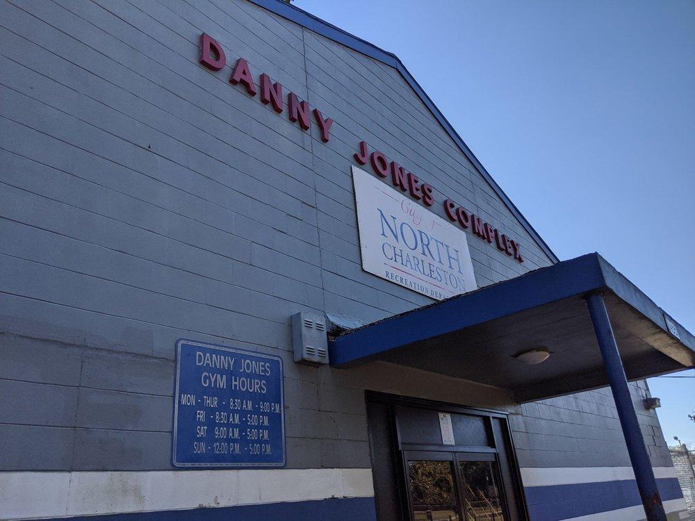Danny Jones Gym
