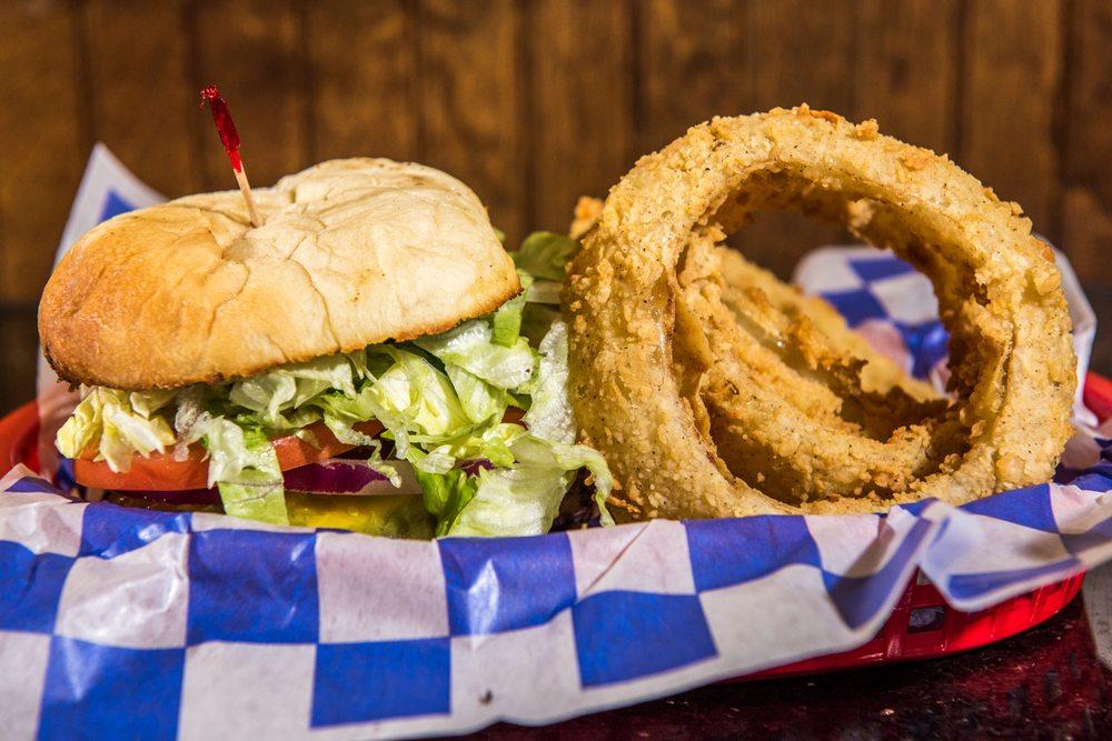 Texas Legends Steakhouse: 115 S Madison St, Madisonville, TX