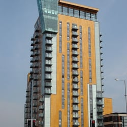 Photo Of Skyline Central Manchester United Kingdom From Website