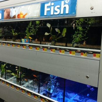 Walmart supercenter 69 photos 96 reviews department for Does walmart sell fish