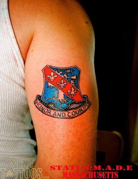 327 infantry 101st airborne yelp for 101st airborne tattoos