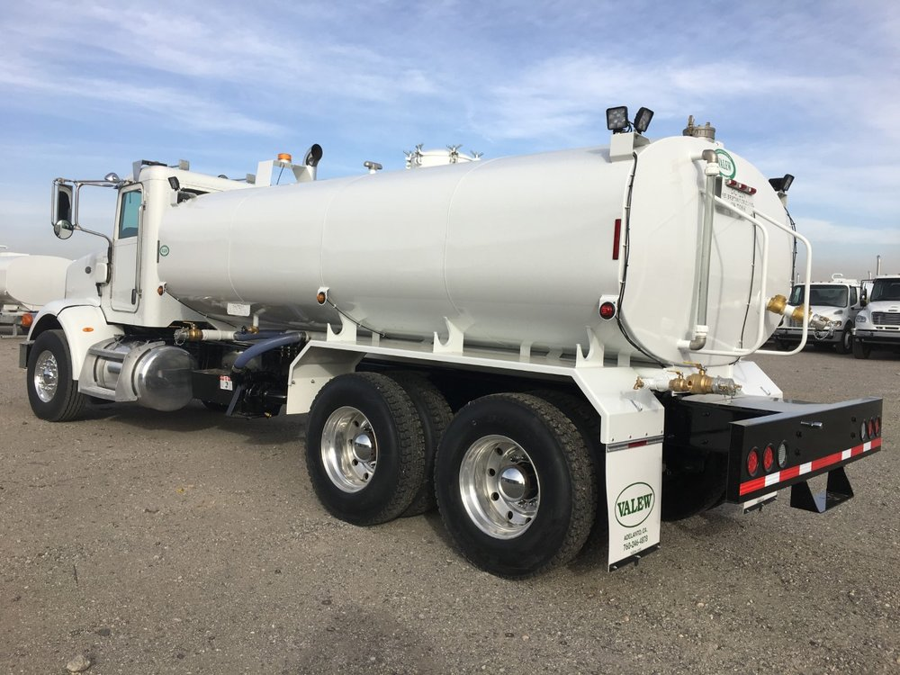 Sooner Trucking Water Trucks: 19425 Soledad Canyon Rd, Canyon Country, CA