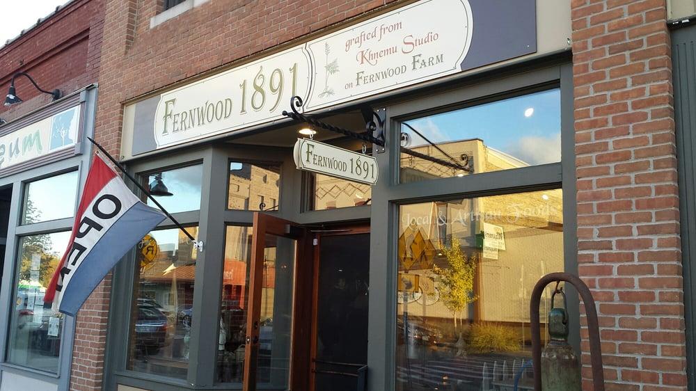 Fernwood 1891: 120 E Main St, Fennville, MI